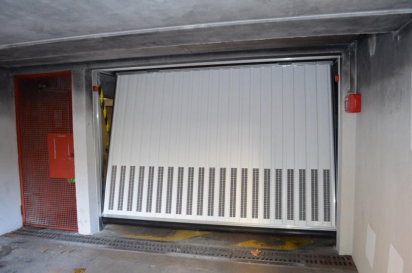 porte garage automatique